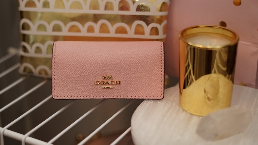 Coach six Ring Key Case | Unboxing | The Lux Angel