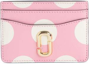 Marc Jacobs Dot Leather Card Case | Luxury Haul | Shop With Me | TheLuxAngel