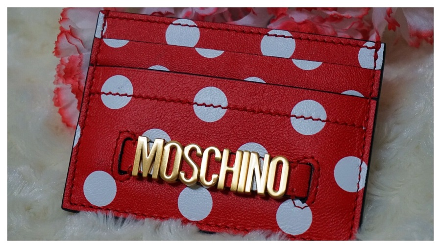 Moschino Card Case | Luxury Unboxing | TheLuxAngel