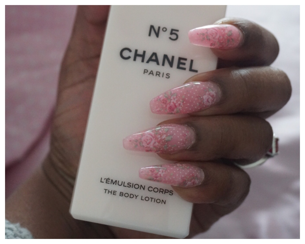 Cheeky Pink or Polka Rose?: The Link Between Royal Albert, Makartt Nail Foils & Tones Fashion Gel| The Luxe Angel