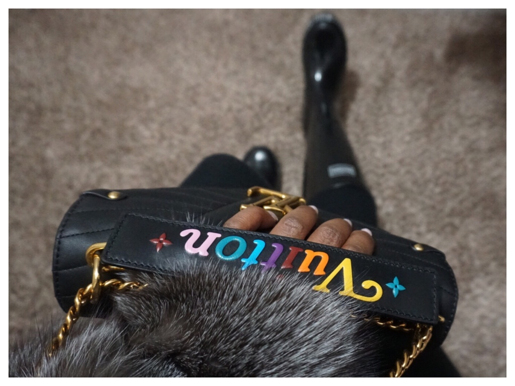 Color Me Bag Ft. Louis Vuitton + Dolce & Gabbana | The Luxe Angel |#LouisVuitton #OOTD #JuicyCouture