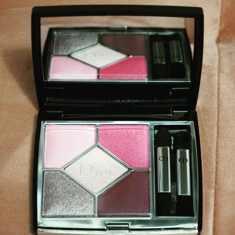 Dior 5 Couleurs Couture| The Luxe Angel