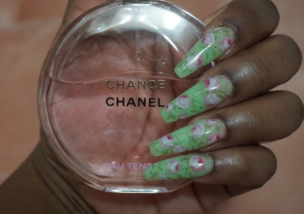 Ostara + St. Patrick's Day|Glow In The Dark|DIY Nails|The Luxe Angel