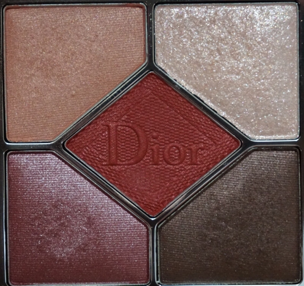 859 & 879: It's A Swatch Party!| Dior 5 Couleurs Couture Pink Corolle & Rouge Trafalgar | The Luxe Angel