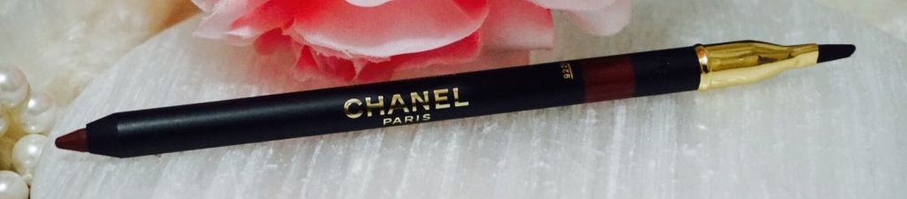 Think Pink Ft. Chanel Beauty | Luxe Beauty Haul | The Luxe Angel Chanel Le  Crayon Lèvres  188 Brun Carmin
