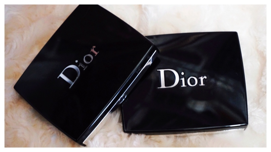 859 & 879: It's A Swatch Party!  Dior 5 Couleurs Couture Pink Corolle & Rouge Trafalgar   The Luxe Angel